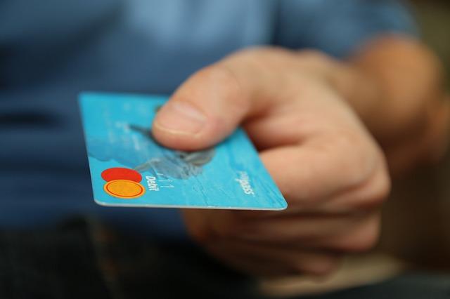 Kreditní karta je krytá bankou